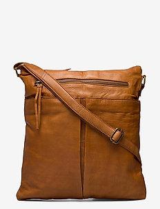 Lenise Urban - crossbody bags - burned tan