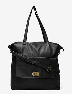 Nelia Urban - shoppers - black