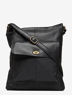 1656 - shoulder bags - black
