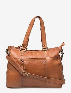 Molly - handbags - walnut
