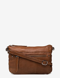 Malia BG - shoulder bags - walnut