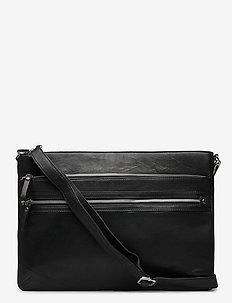 Piomo - schoudertassen - black