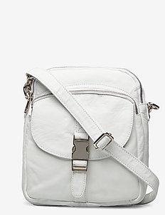 Angie - schoudertassen - white