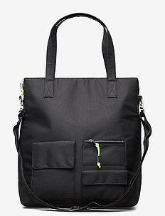 Linn - sacs à bandoulière - black