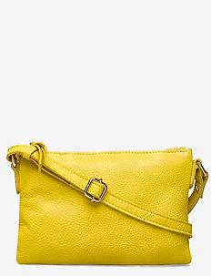 Lollie - schoudertassen - yellow