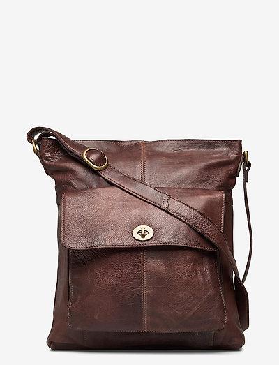 1656 Urban - axelremsväskor - brown