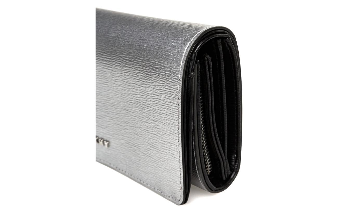 Textile Détails Polyurethane Bags De Peau 100 Vache Dk Intérieure Bordure Bryant Silver Dkny Doublure Carryall Équipement Med nwqx8PPBY