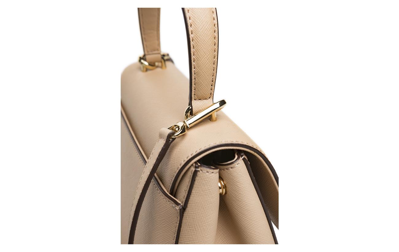 Dkny De Bags Équipement Intérieure Quartz 100 Vache Peau Doublure Textile Flap Satch sm Samara 6fqHw6U