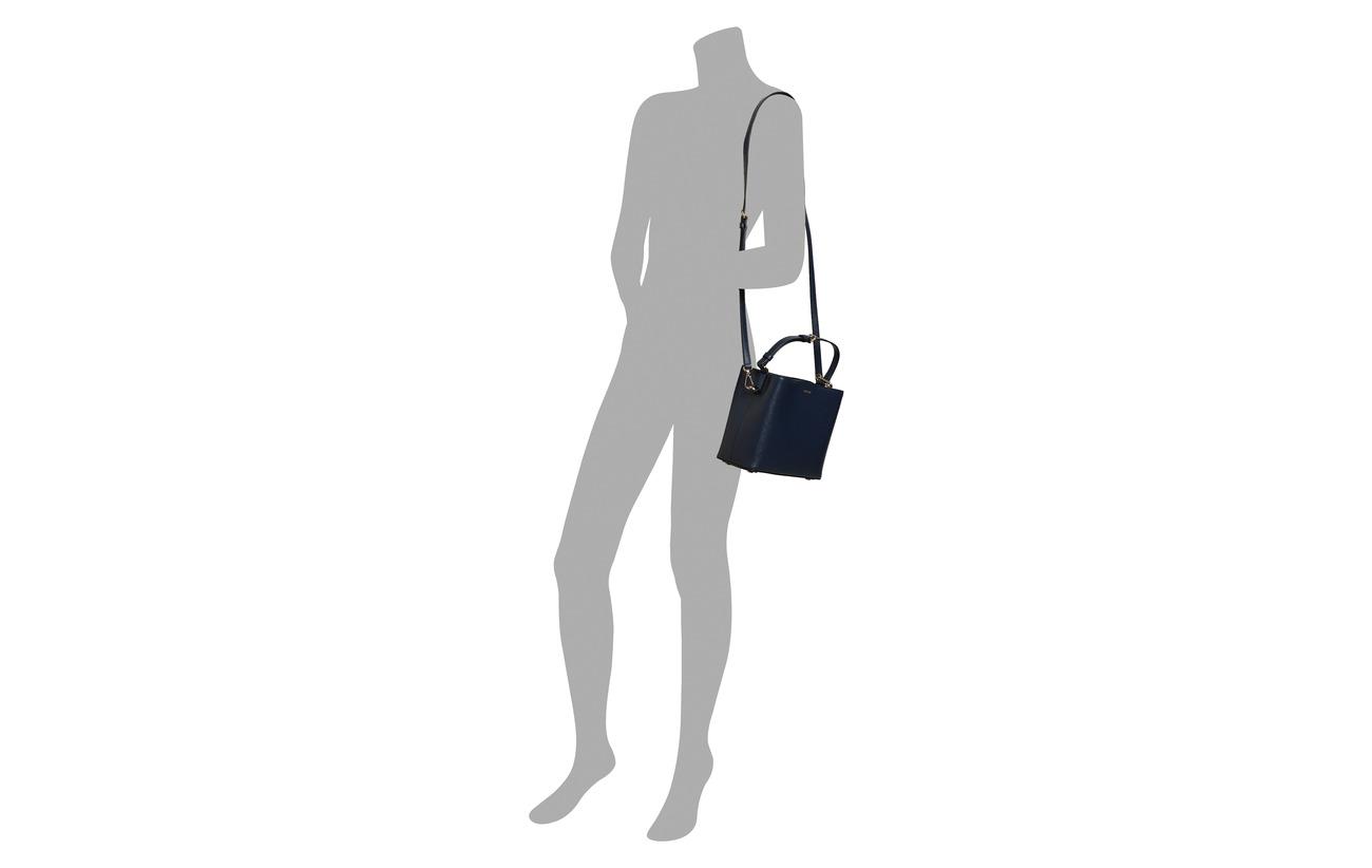 Textile Équipement Warm Sutt Bags Grey Peau Bucket Dkny Doublure Bryant Intérieure 100 Vache De Taqx8
