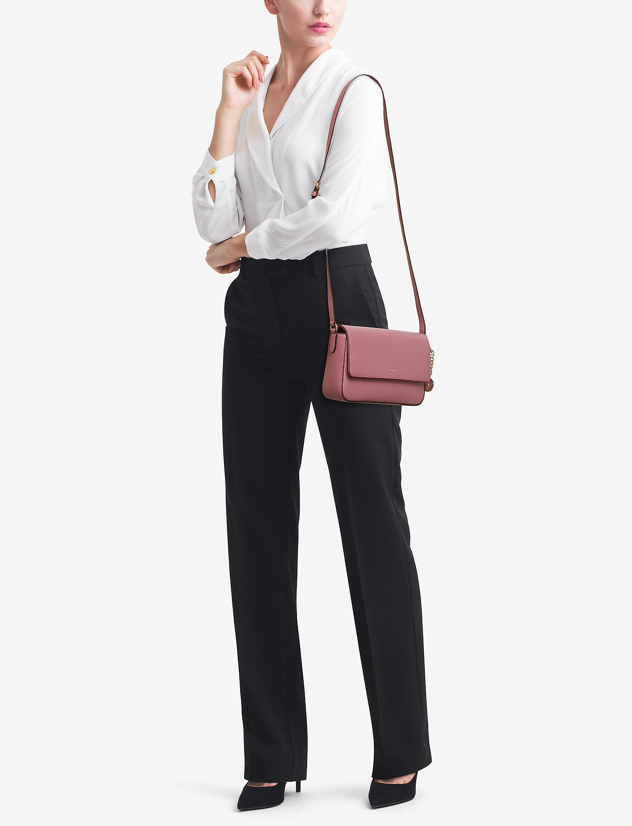 DKNY Bags BRYANT-MD FLAP XBODY