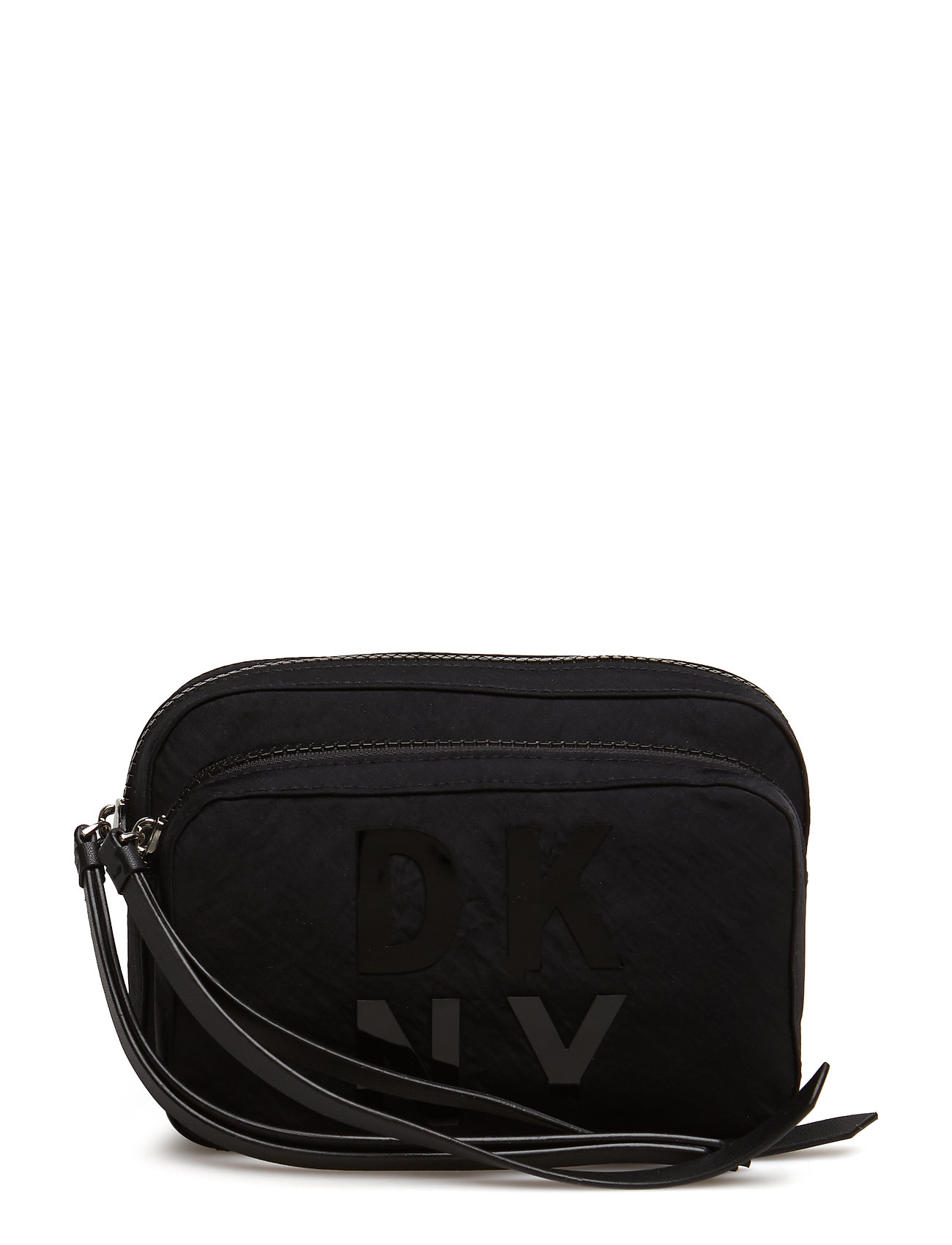 Ave A-belt Bag-nylon (Black silver) (£40.70) - DKNY Bags - Bags ... 920e990d6f