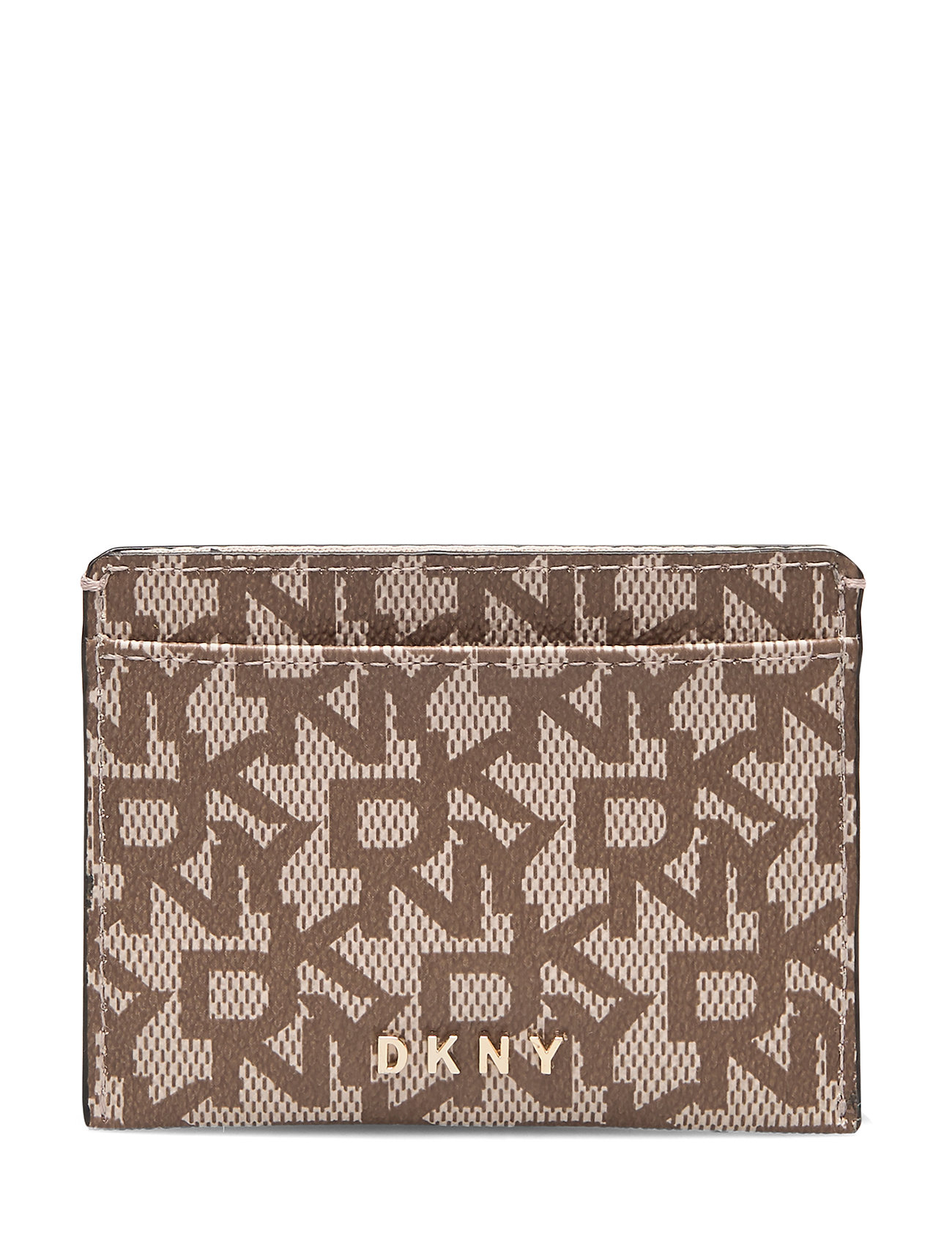 Image of Bryant-Card Holder-L Bags Card Holders & Wallets Card Holder Brun DKNY Bags (3305996415)