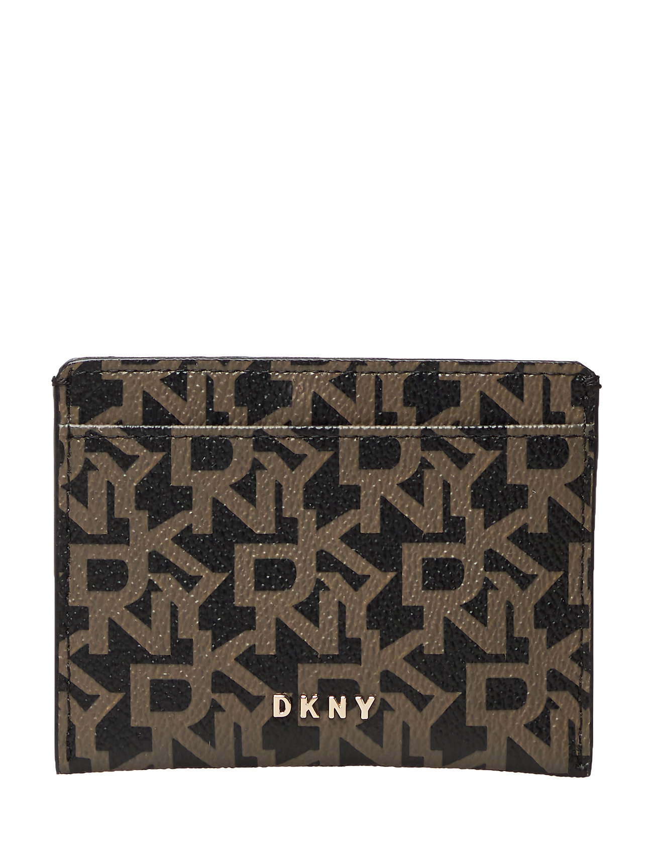 Image of Bryant-Card Holder-L Bags Card Holders & Wallets Card Holder Brun DKNY Bags (3305996417)