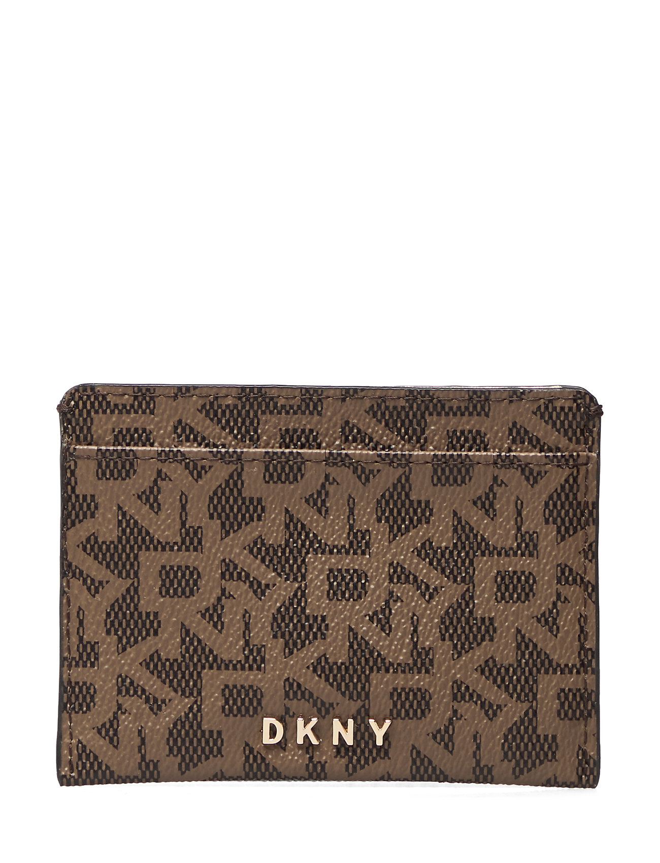 Image of Bryant-Card Holder-L Bags Card Holders & Wallets Card Holder Brun DKNY Bags (3305106537)
