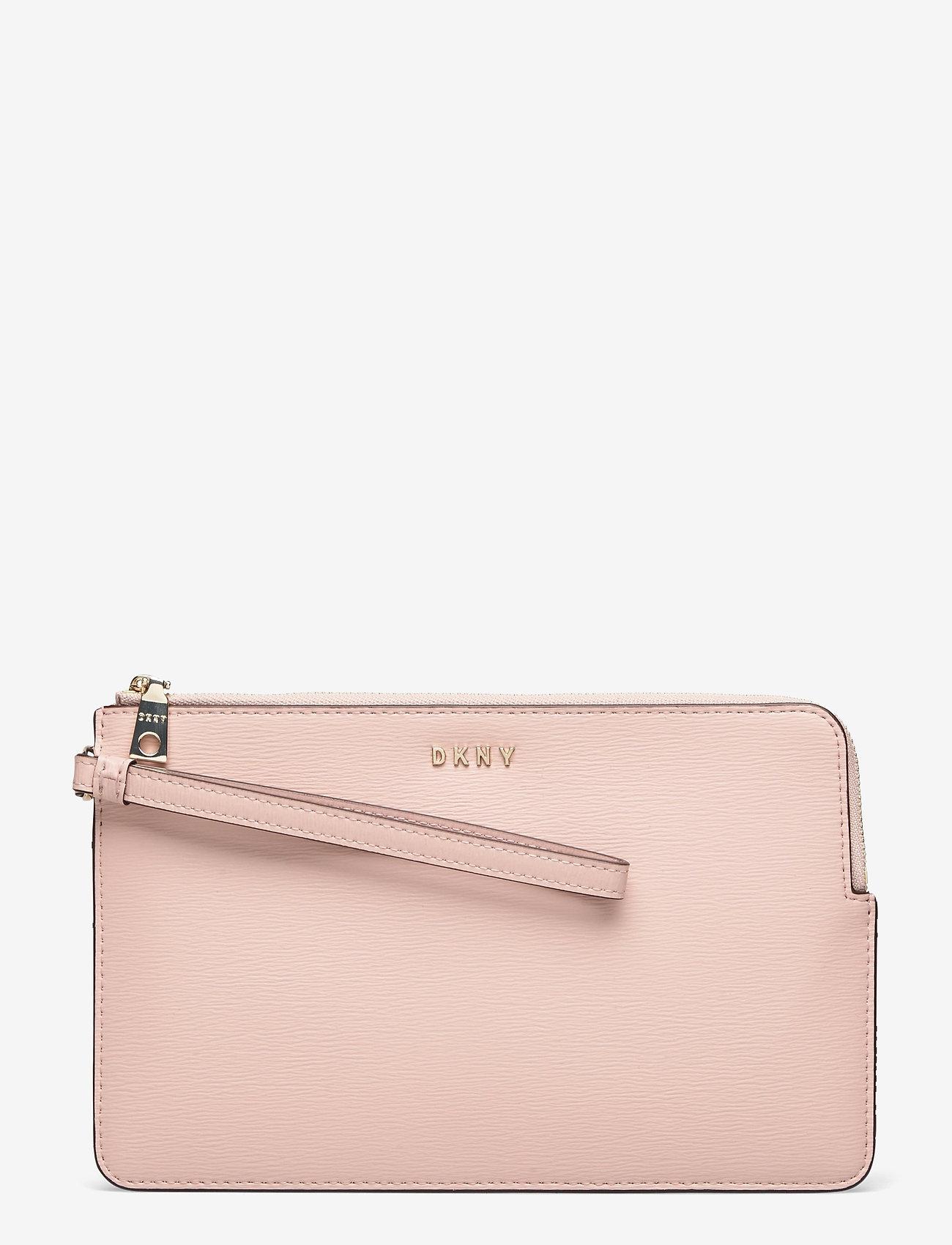 DKNY Bags - BRYANT-WRISTLET POUC - clutches - cashmere - 0
