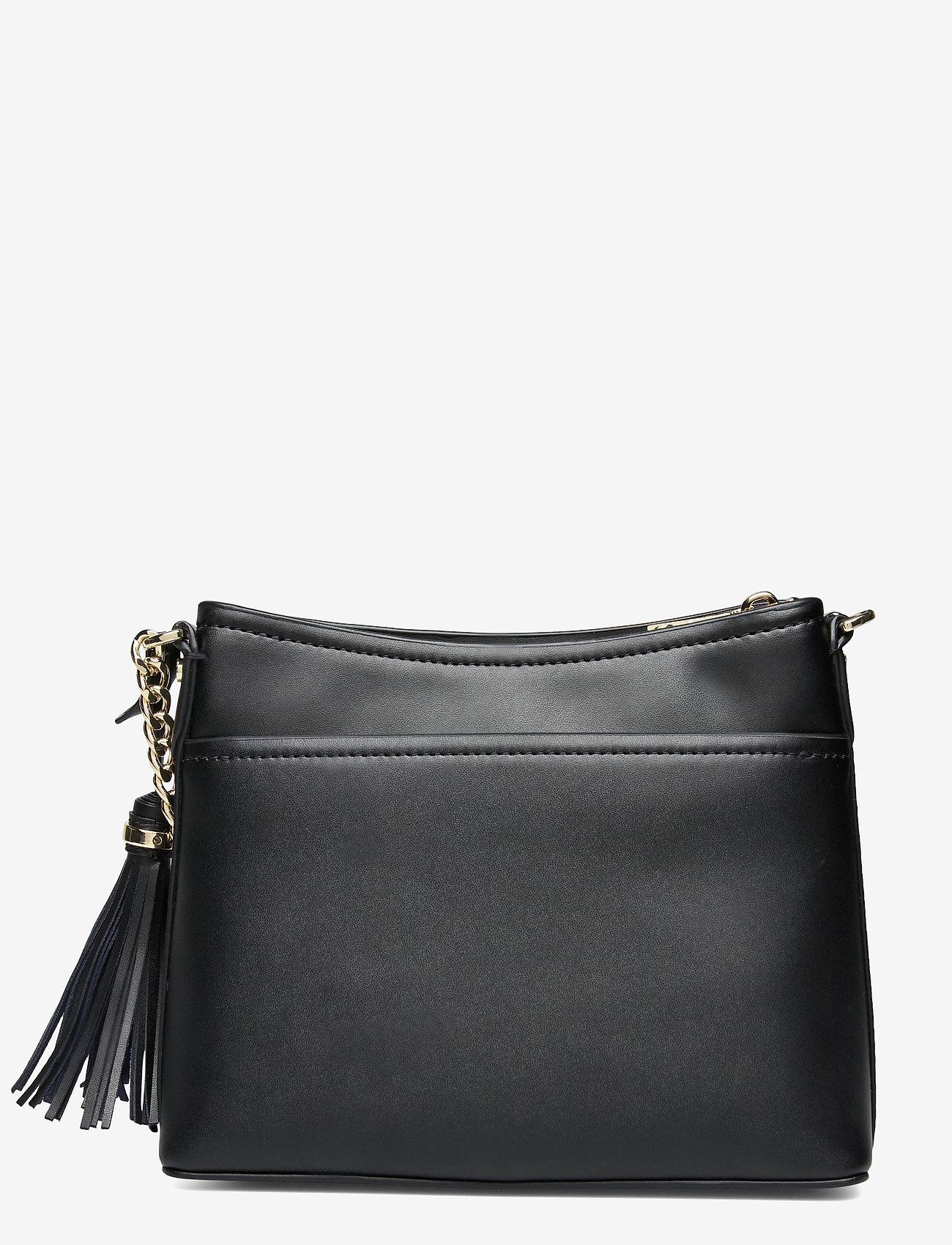 Aalta Top Zip Crossb (Blk/gold) (148.80 €) - DKNY Bags 4dB1T