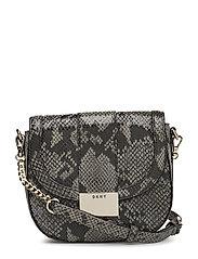 DKNY Bags - Plaque Closure