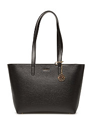 BRYANT MEDIUM TOTE - BLACK
