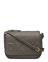 TILLY FLAP CROSSBODY - GREY