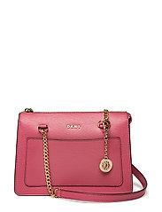 SMALL ZIP TOTE - PINK
