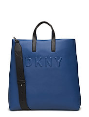TILLY- LG TOTE - SUM BLU/BLK