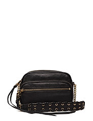 SHANNA- CAMERA BAG - BLACK