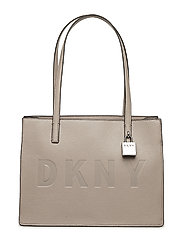 COMMUTER-MD TOTE-NO - WARM GREY