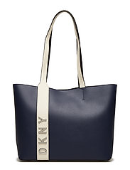 BEDFORD- LG TOTE- CO - NAVY