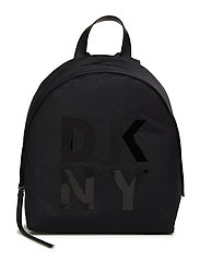 AVE A-LG BACKPACK-NY - BLACK/SILVER