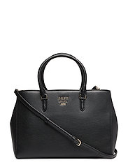 WHITNEY-WORK TOTE-PE - BLK/GOLD