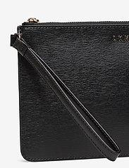 DKNY Bags - BRYANT-WRISTLET POUC - clutches - blk/gold - 3