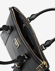 DKNY Bags - AALTA MD TOTE - handväskor - blk/gold - 4