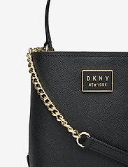 DKNY Bags - BIANCA BUCKET - bucket-laukut - blk/gold - 3