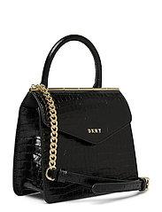 DKNY Bags - HANDBAG - bgd - blk/gold - 2