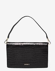 DKNY Bags - HANDBAG - handväskor - bgd - blk/gold - 0