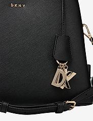 DKNY Bags - HANDBAG - handväskor - bgd - blk/gold - 3