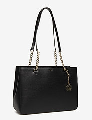 DKNY Bags - BRYANT LG SHPPR TOTE - fashion shoppers - blk/gold - 3