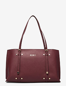 BO EW SATCHEL - shoppers - awn - aged wine