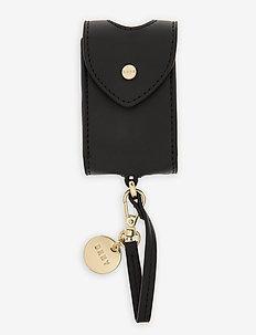 SANITIZER HOLDING DA - nyckelringar - blk/gold