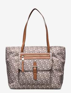 TRAVEL BAG - shoppers - nhj - chino/crml
