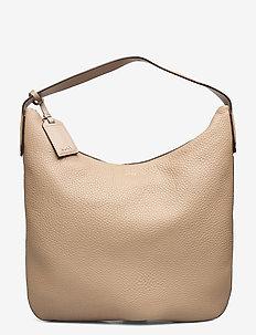 SATCHEL - bucket bags - natural