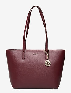 BRYANT MEDIUM TOTE - shoppers - aged wine