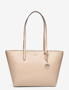 BRYANT MEDIUM TOTE - shoppers - sand