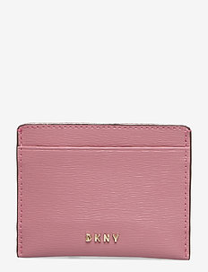 BRYANT-CARD HOLDER-S - CANYON ROSE