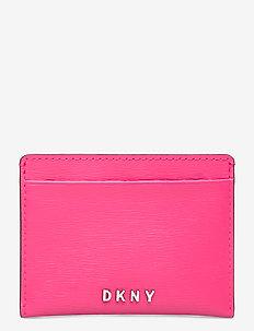 BRYANT-CARD HOLDER-S - kartenhalter - elec-pink