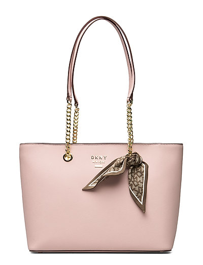 Liza-Tote Bags Shoppers Fashion Shoppers Pink DKNY BAGS