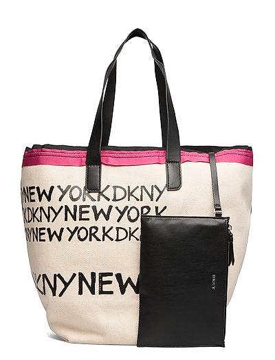 Cori-Shopper Bags Shoppers Casual Shoppers Bunt/gemustert DKNY BAGS
