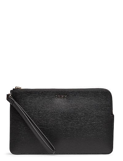 Bryant-Wristlet Pouc Bags Clutches Schwarz DKNY BAGS