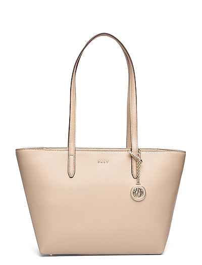 Bryant Medium Tote Bags Shoppers Fashion Shoppers Beige DKNY BAGS