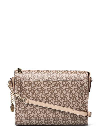 Bryant Med Bx Crsbdy Bags Small Shoulder Bags - Crossbody Bags Beige DKNY BAGS